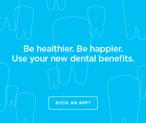 Be Heathier, Be Happier. Use your new dental benefits. - Redstone Modern Dentistry