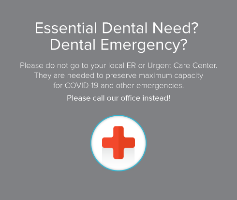 Essential Dental Need & Dental Emergency - Redstone Modern Dentistry